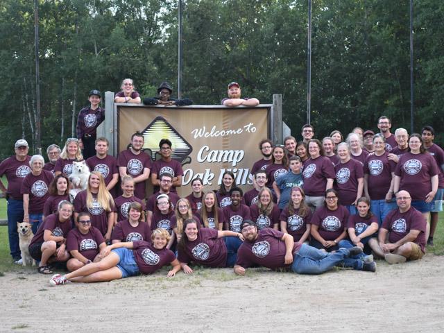 Camp Oak Hills Summer Staff Features
