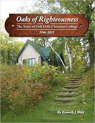 Oaks Of Righteousness Cover